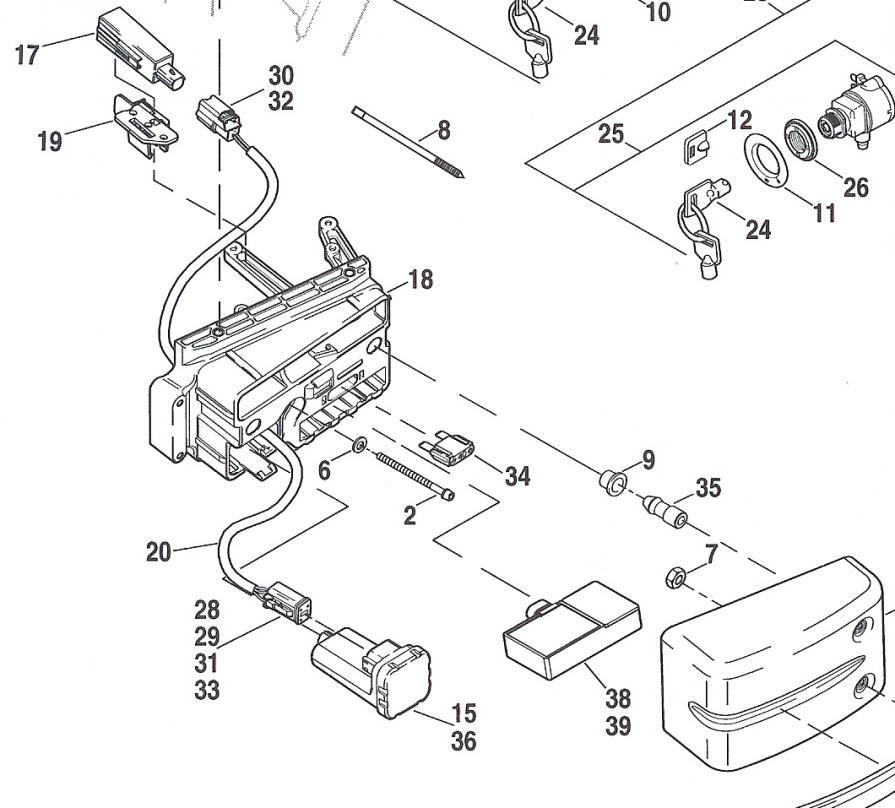 ultra motorcycle wiring diagram