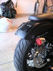11 Street Bob Tail Light Harley Davidson Forums