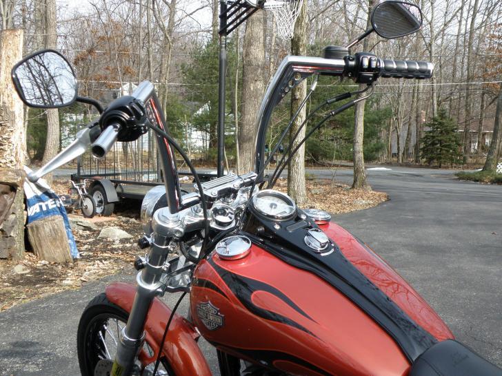 Harley Wide Glide Wiring Diagram