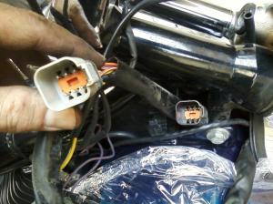 96 wide glide handlebar wiring  Harley Davidson Forums