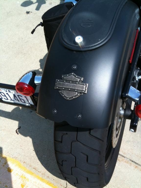 4 Way Wiring Bracket Street Bob Tail Light Replacement Options Page 4