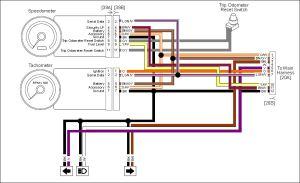 Tach wiring help  Harley Davidson Forums