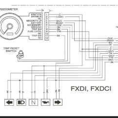 Harley Davidson Tachometer Wiring Diagram Drz 400 After Market Speedo Installation Help - Forums