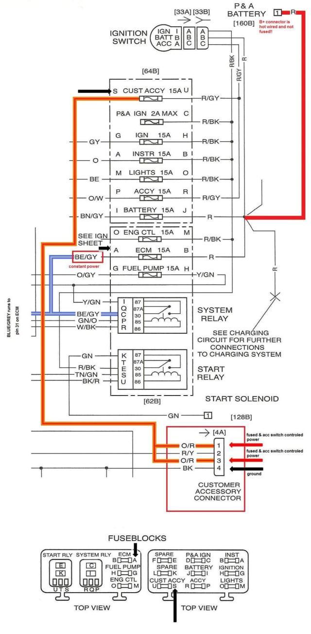 Harley Radio Wiring Diagram   hobbiesxstyle