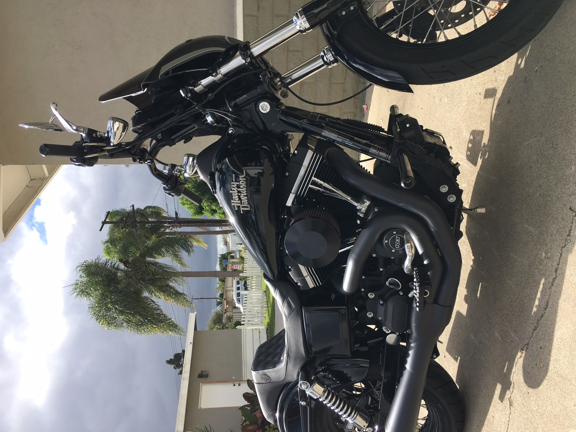 hight resolution of dyna street bob 2017 quot red light quot