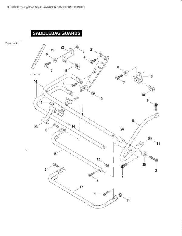 Harley Road King Turn Signal Module Location Harley