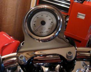 Fat Bob Tach Help  Harley Davidson Forums