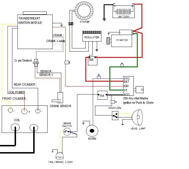 dyna 2000i ignition wiring diagram 1948 ford 8n tractor 12 volt 2000 suzuki : 40 images - diagrams ...