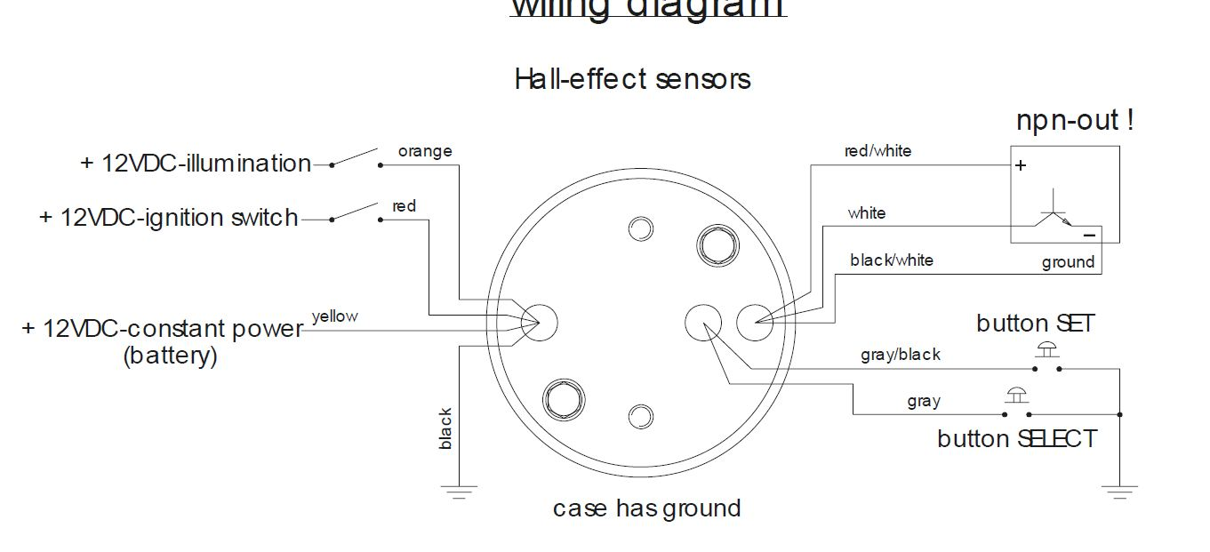 hight resolution of auto meter tach wiring auto meter tach wiring diagram auto meter sel tach wiring diagram auto