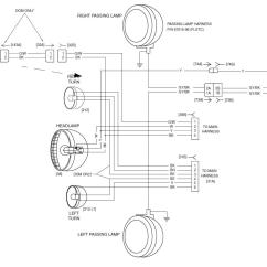 2003 Harley Softail Wiring Diagram John Deere 4440 Ac Here We Go Again Front Light Bar Davidson Forums