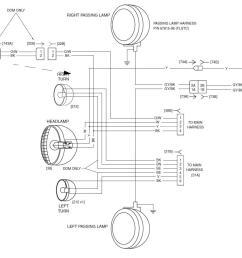 harley davidson headlight wiring diagram simple wiring diagram rh 47 mara cujas de 2000 road glide [ 1327 x 872 Pixel ]