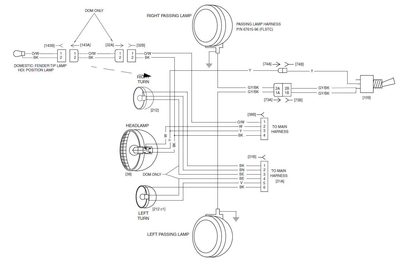 light bar wiring diagram 1985 corvette starter here we go again front harley davidson forums