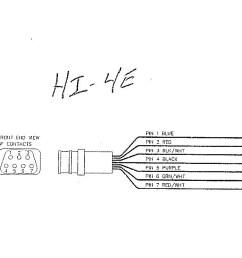 6 Pin Deutsch Connector Wiring Diagram - 6 pin ignition wiring ... Harley Davidson Pin Connector Wiring Diagram on
