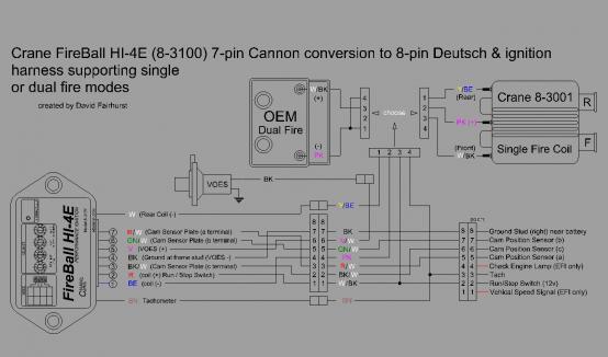 ecm wiring diagram crane rheem heat pump defrost board hi-4e/8-3100 (7-pin module wiring) - page 2 harley davidson forums