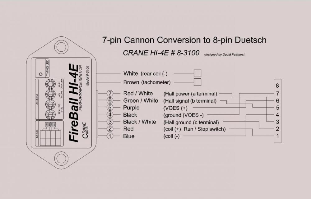 medium resolution of crane hi 4e 8 3100 7 pin module wiring page 2 harley davidson wiring