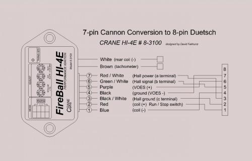 small resolution of crane hi 4e 8 3100 7 pin module wiring