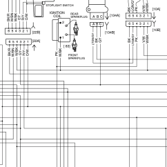 2001 Harley Sportster Wiring Diagram 6 Prong Toggle Switch Electrical Needed 94 1200