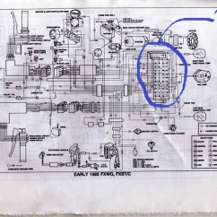 Wiring Diagram For Motorcycle Turn Signals Basic Auto Ac 1985 Wide Glide - Harley Davidson Forums