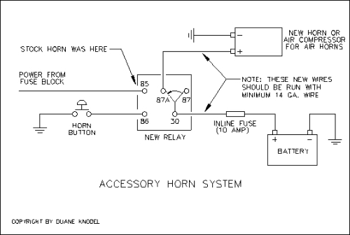 Simple 12v Horn Wiring Diagram Rivco Air Horn Problem Relay Help Page 2 Harley