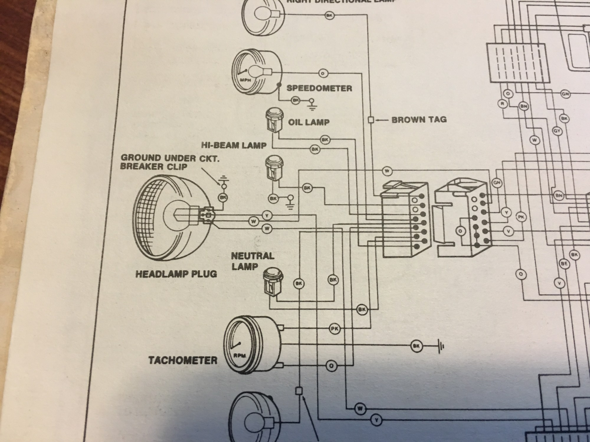 hight resolution of harley evo wiring diagram