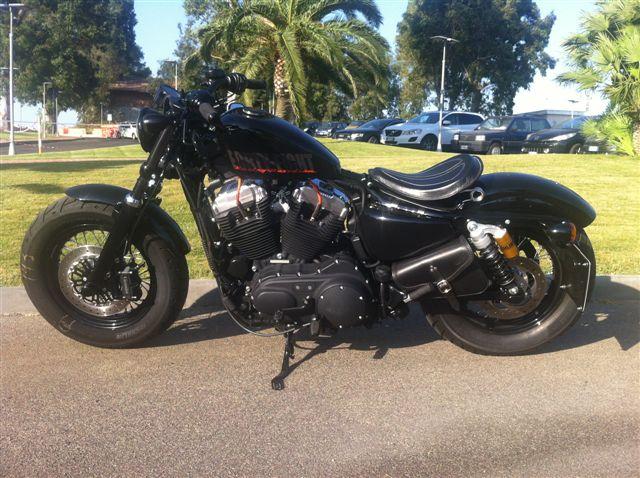 Harley Davidson 48 Mods