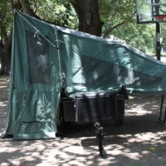 Hotel Chairs For Sale Metal Frame Leather Dining Chair 1999 Kwik Kamp Motorcycle Camper Trailer- Just In Time Sturgis - Harley Davidson Forums