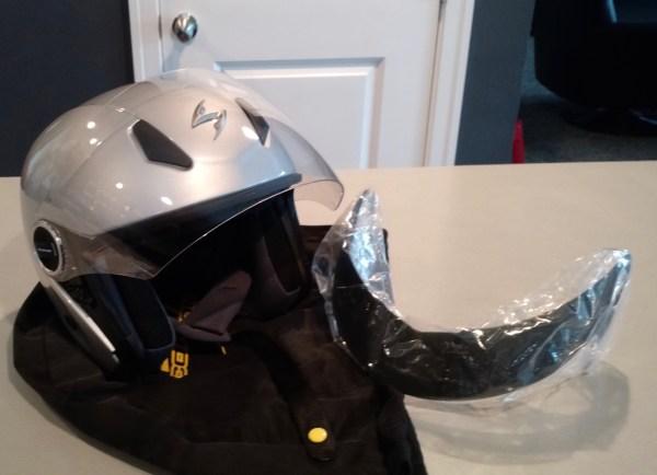 Arai And Scorpion Helmets - Harley Davidson Forums