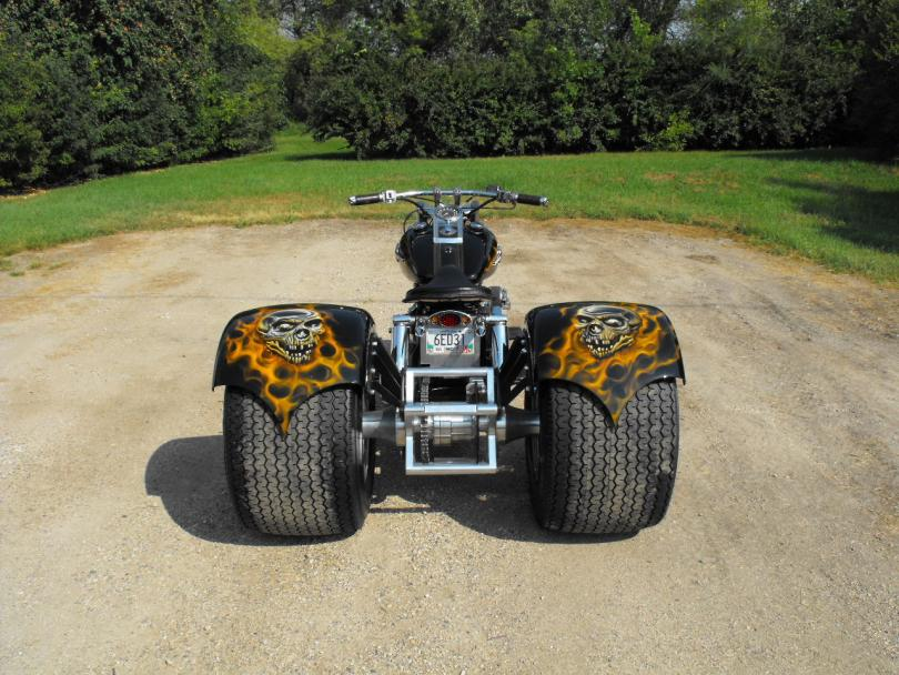 Trike Build  Harley Davidson Forums