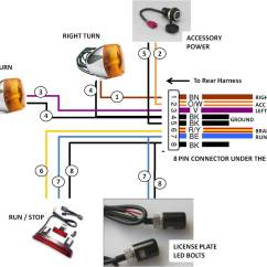 Harley Turn Signal Wiring Diagram 2001 Dodge Caravan Tcm Help Needed Davidson Forums