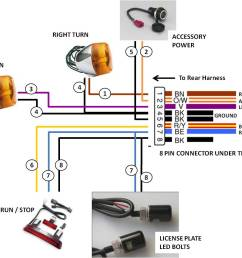 wiring help needed harley davidson forumswiring help needed harley rear wiring plan jpg [ 1085 x 916 Pixel ]