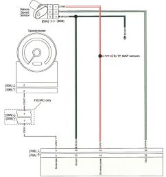 wiring for 2007 and up speed sensor harley davidson forums wiring diagram for 1997 softail wiring [ 954 x 1100 Pixel ]