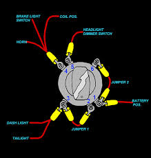 harley turn signal wiring diagram rj45 wall plug 6 pin to 3 ignition - davidson forums