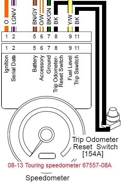 speedo tuner wiring diagram