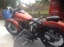 Show Ironhead Sportster Harley Davidson Forums - Year of