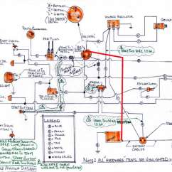 Harley Davidson Wiring Diagrams And Schematics Diagram For Downlights With Transformers Easy 1974 Data Fuel System