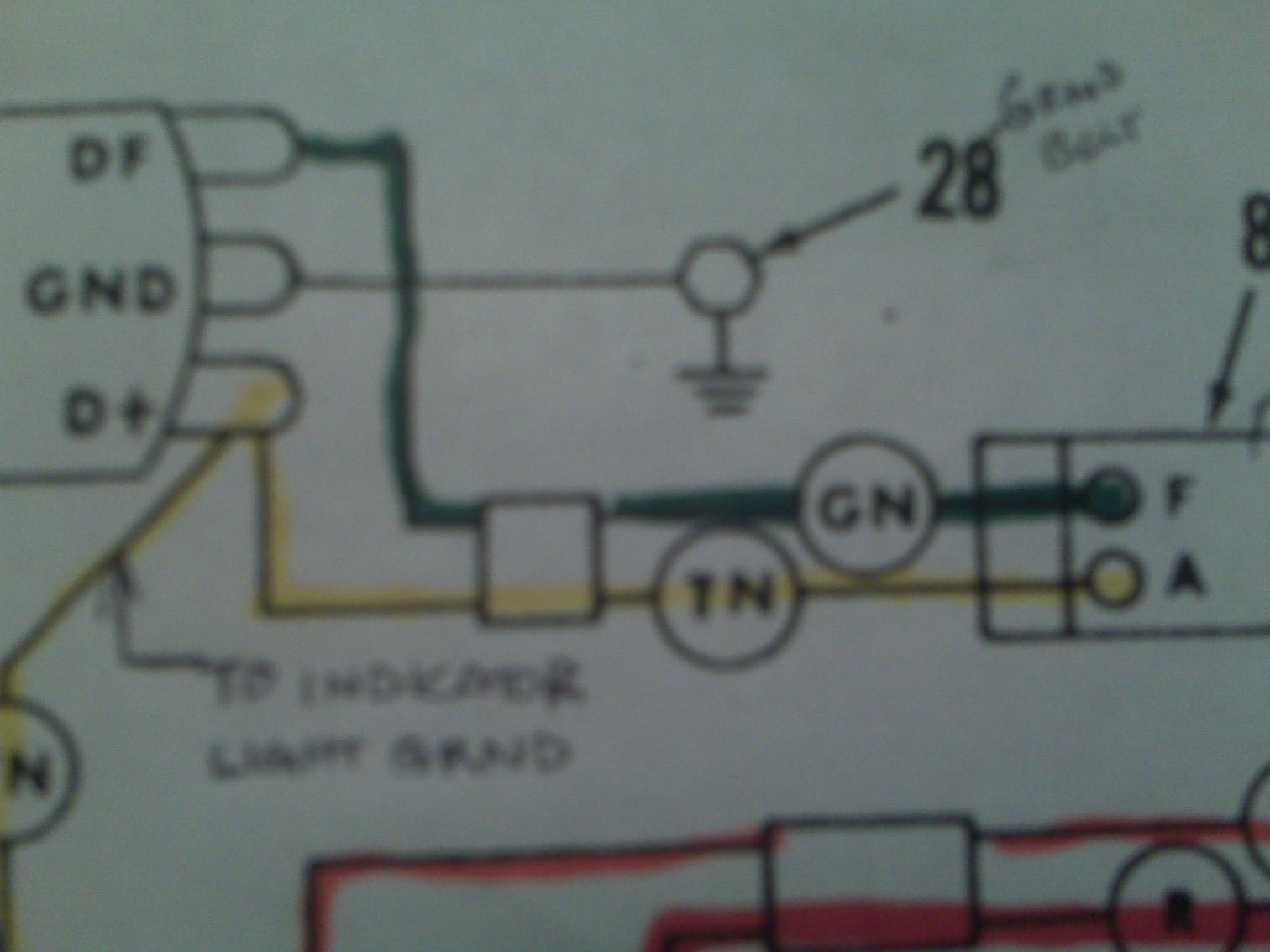 2007 fxst wiring diagram pioneer deh 1800 harley best library davidson road king 73 charging system problem genlghttst3 jpg