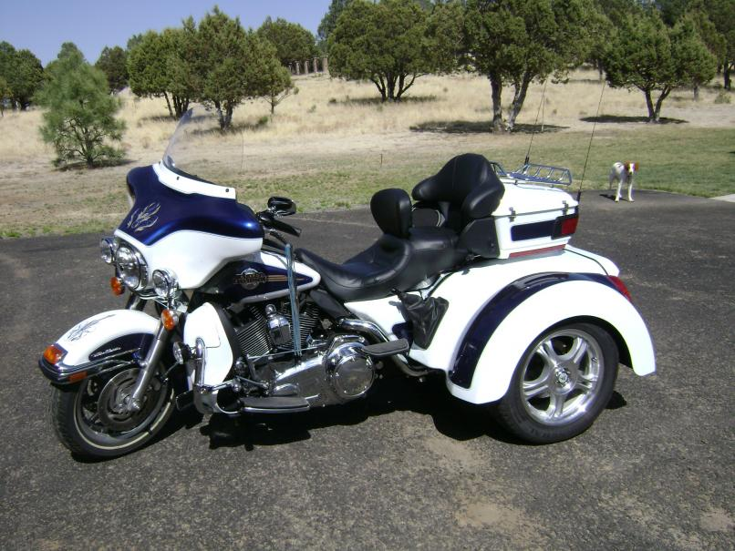 2007 Ultra Classic Trike  Harley Davidson Forums