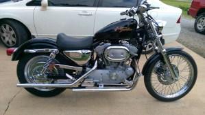 2001 Harley Davidson Sportster XL883C  Harley Davidson Forums