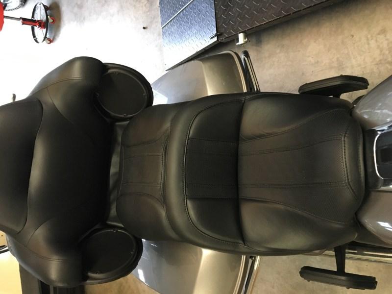 harley hammock heated seat