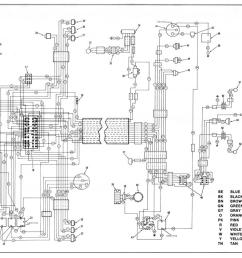 anyone have a simple wiring diagram using the 72 81 style handlebar rh hdforums com harley davidson wiring diagram manual harley handlebar control wiring  [ 1208 x 755 Pixel ]