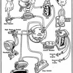 2007 Softail Wiring Diagram 1984 Chevy Silverado Radio Mechanical Brake Switch - Harley Davidson Forums
