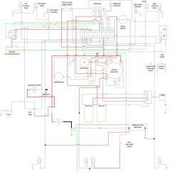 1986 Harley Sportster Wiring Diagram Ceiling Fan Fatboy Harness Diagrams Schematic 2007 Fall Protection