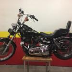 82 Wide Glide Bobber Build Harley Davidson Forums