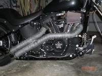 Exhaust Pipe Wrap - KawiForums - Kawasaki Motorcycle Forums