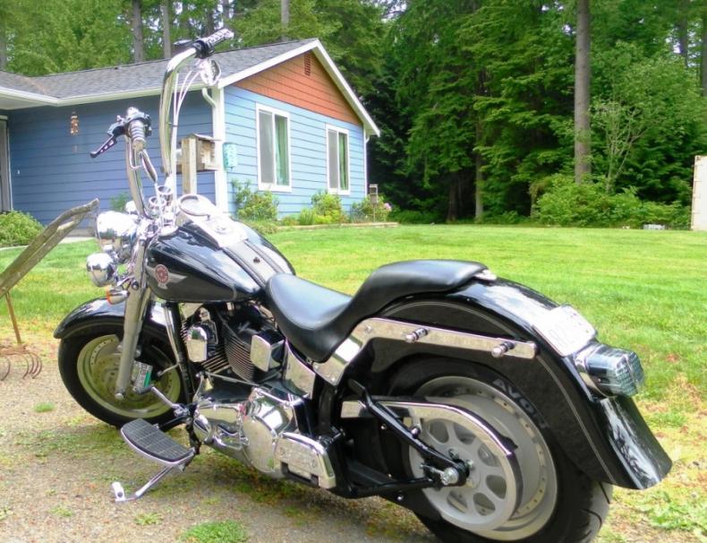 Carlini Flying Vs Gangster Ape Page 3 Harley Davidson (2) - Modern