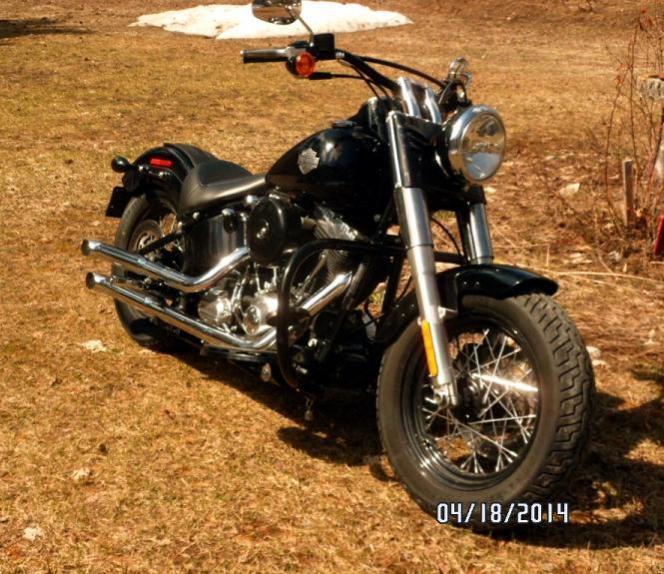 Softail Slim  Page 10  Harley Davidson Forums
