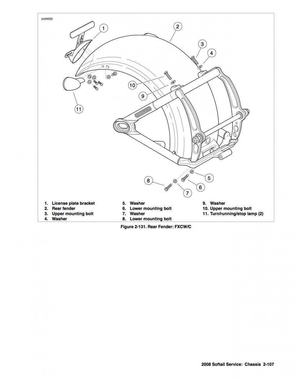 turn signal wiring diagram harley