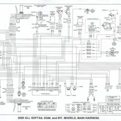 99 Softail Wiring Diagram 95 Mustang Gt Headlight Switch 1999 Diagrams Great Installation Of For You Rh 15 18 3 Carrera Rennwelt De 1990 1998