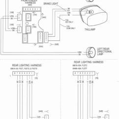 Harley Softail Frame Diagram 2004 Dodge Neon Stereo Wiring Side Mount Plate Light - Davidson Forums