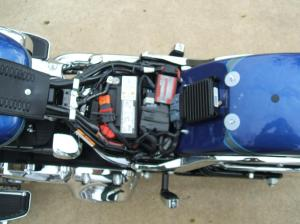 Solo Seat On Softail Page Harley Davidson Forums Cross